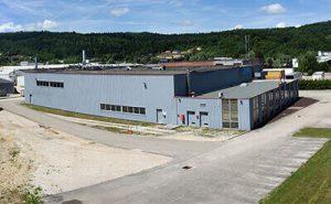 Zone industrielle Groissiat